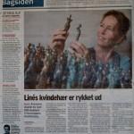 Aarhus Stiftstidende dec. 2013